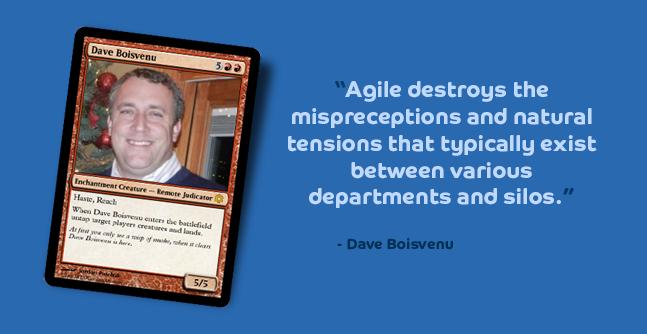 Article Image-Dave Boisvenu-Agile Development Quote