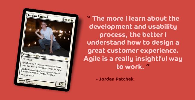 Article Image-Jordan Patchak-Agile development quote
